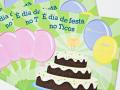Aniversário | Ticos